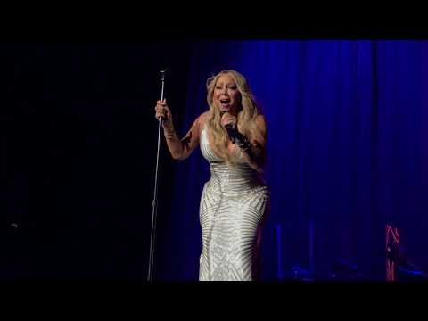 Mariah Carey - Vision of Love live All The Hits Tour Vancouver 3/9/17