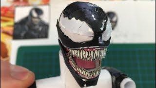 how to make venom with paper – diy tutorial