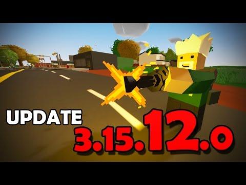 Unturned - UPDATE 3.15.12.0 : Novas Armas, o 2º Carregamento e Mais!!
