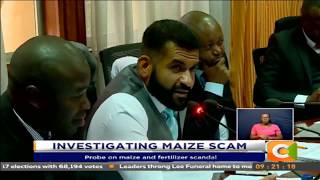 MPs grill NCPB officials over maize scandal