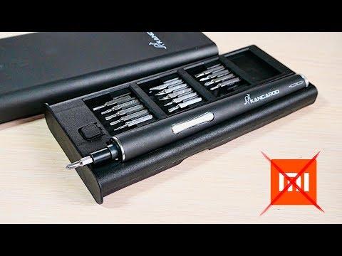 УБИЙЦА Xiaomi Wowstick  - электрическая отвертка KANGAROO TS1 из Китая.