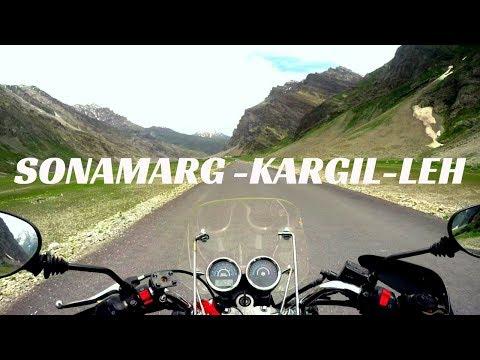 Part-3 | Delhi to Ladakh || Sonamarg- Kargil - Leh || Dream Day