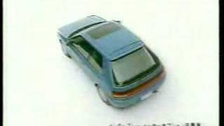 1989 Mazda Familia Ad