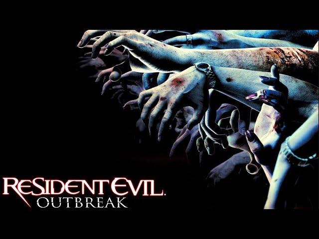 Resident Evil Outbreak All Cutscenes (Game Movie) 1440p 60FPS