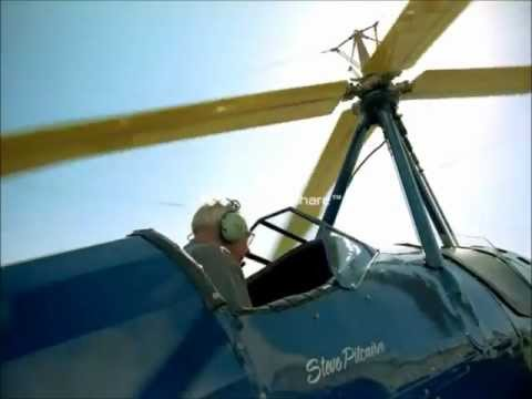 Short Video Of a Vintage Pitcairn AutoGyro