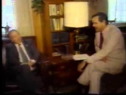 le pharaon caïd essebsi حوار مع الباجي قايد السّبسي سنة 1985