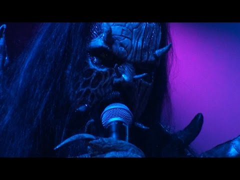 Lordi - 9 years after Hard Rock Hallelujah (interview)