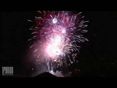 ᴴᴰ Best of 2010 (fireworks, Feuerwerk, Vuurwerk)