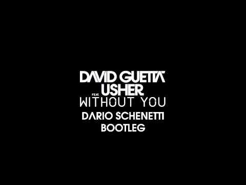 David Guetta feat. Usher - Without You (Dario Schenetti Bootleg)