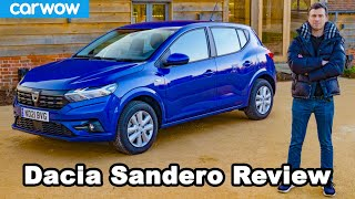 Dacia Sandero 2021 review - see how the UK's cheapest car 'saved' my LIFE!