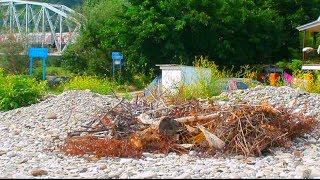 Июнь, лето. Пляжи в Аше, Лазаревское гостей не ждут - кучи мусора везде!(Июнь - это уже лето!!! Пляжи в Аше, Лазаревское гостей не ждут - кучи мусора везде! И это городской пляж - нет..., 2014-06-08T18:01:17.000Z)