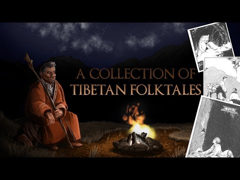 Folklore - A Collection of Tibetan Folktales