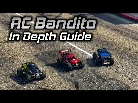 GTA Online: RC Bandito In Depth Guide (Features, Spawn Tricks, And More)