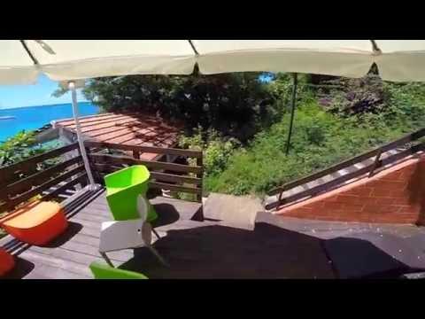 Nulle Part Ailleurs, Martinique Grande Anse d'Arlet, Location villa de Rêve