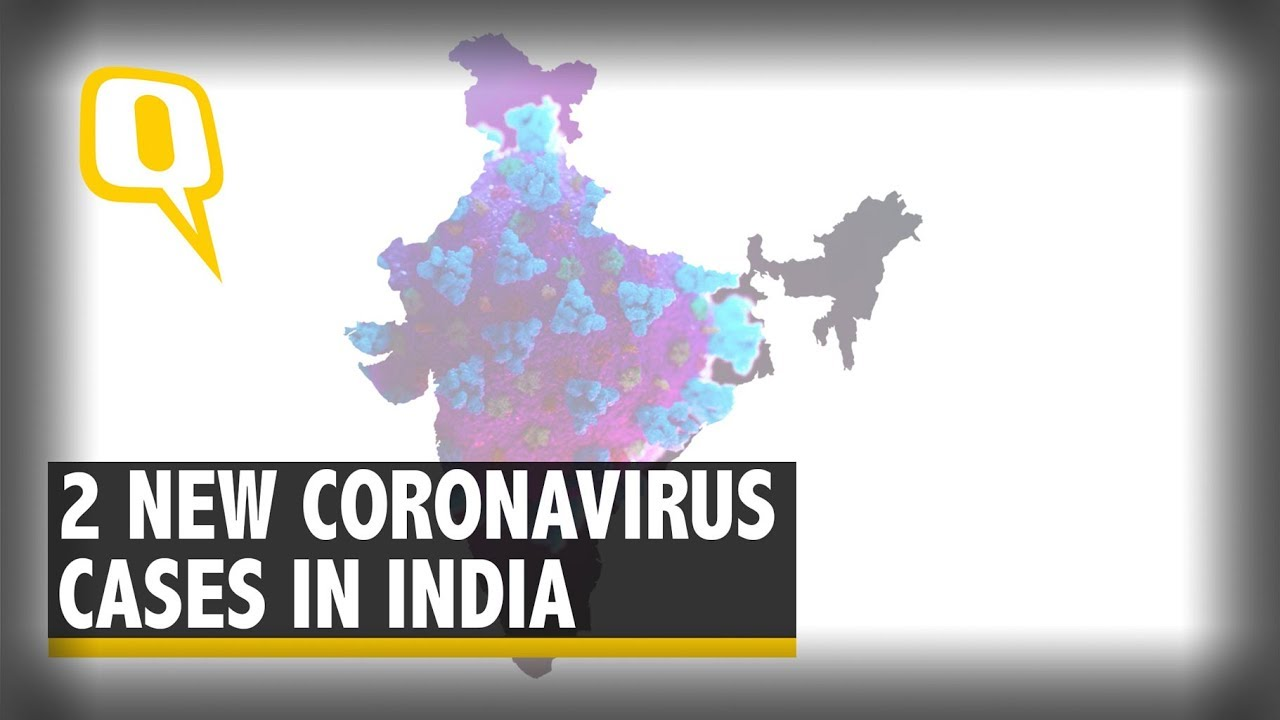 Coronavirus: 2 More Cases in India, Total Cases Stand at 5 | The ...
