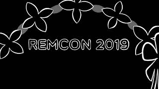 Będę na Remconie 2019!