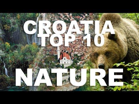Croatia TOP 10: Nature