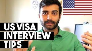 10 tips for us visa interview f1 student visa