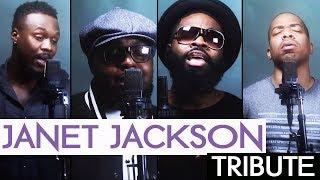Janet Jackson Tribute Medley by AHMIR R&B Group