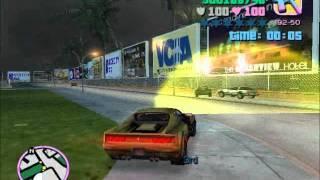 GTA Vice City Mission 41: Terminal Velocity