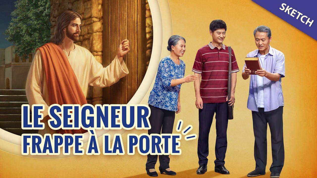 Vidéo chrétienne « Le Seigneur frappe à la porte » Avez-vous rencontré le retour de Jésus ?