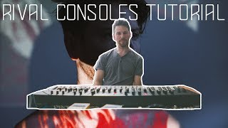 How To Make Living, Breathing Synths Like Rival Consoles [Free Samples]