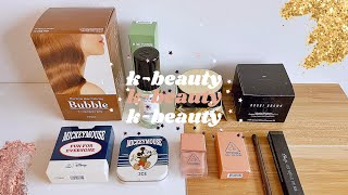Korean Beauty Haul ft. Bobbi B…