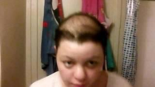 Ma repousse des cheveux