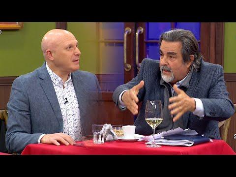 Orlando Petinatti y Gustavo Zubía