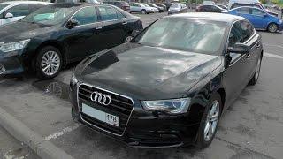 Выбираем б\у авто Audi A5 Sportback (бюджет 1.200-1.250тр)