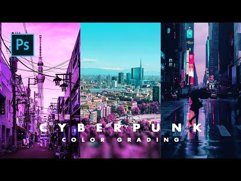 cara-buat-color-grading-cyberpunk-di-photoshop---photoshop-tutorial-indonesia