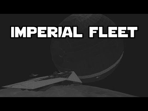 KSP - Star Wars Imperial Fleet