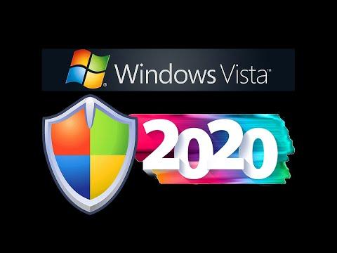 How To Get Windows Vista Updates Until 2020 - Windows Vista End Of Support