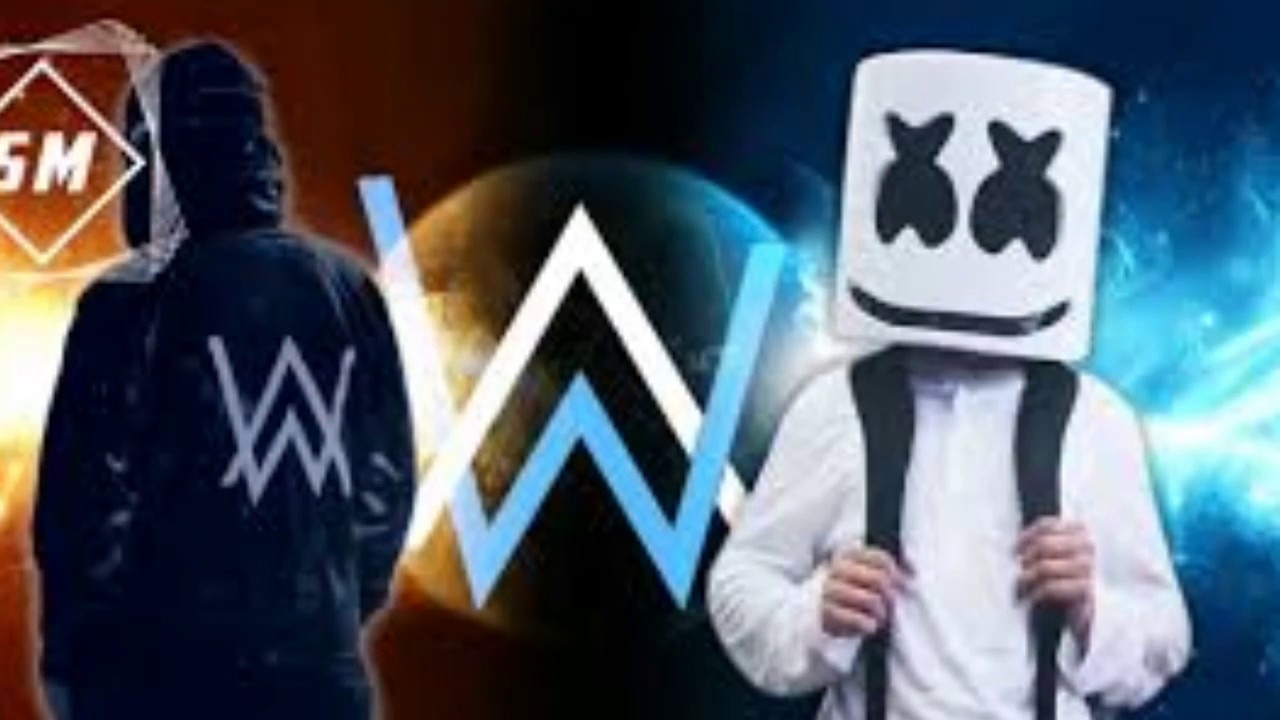Alan Walker-Faded VS Marshmello-Alone. - YouTube