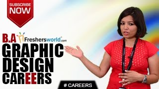 CAREERS IN BA GRAPHIC DESIGN – Designer,Marketing Firms,Manufacturers,Jobs,Salary Package