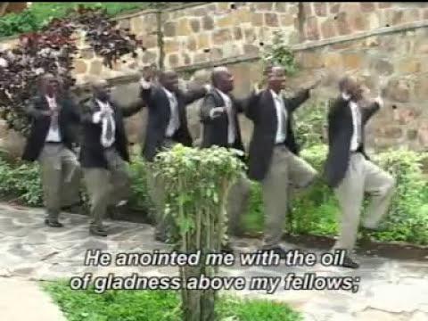 Umwami Dawidi by Muhima Choir official video