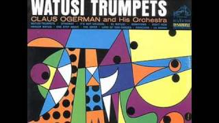 Claus Ogerman and His Orchestra - Watusi Trumpets