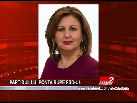 PARTIDUL LUI PONTA RUPE PSD-UL