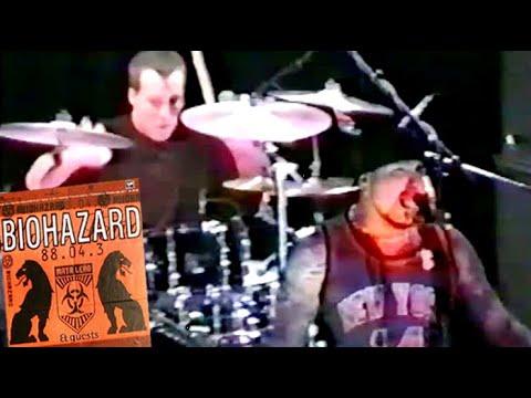 Biohazard - Amsterdam 03.07.1996
