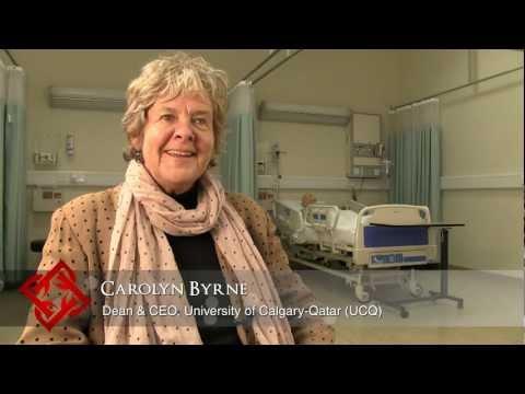 Executive Focus: Carolyn Byrne, Dean & CEO, University of Calgary-Qatar