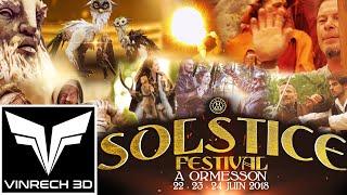 SOLSTICE FESTIVAL à Ormesson ! Trailer - VINRECH PRODUCTION