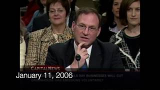 Justices on Cameras in the Court from Confirmation Hearings (C-SPAN)
