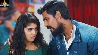 Love You Bangaram Movie Scenes | Rajiv Blackmailing Shravya | Sri Balaji Video