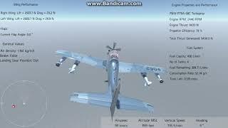 Silantro Flight Simulator Unguided Bomb Drop Test