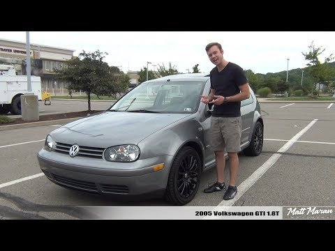 Review  Modified 2005 Volkswagen GTI 1 8T