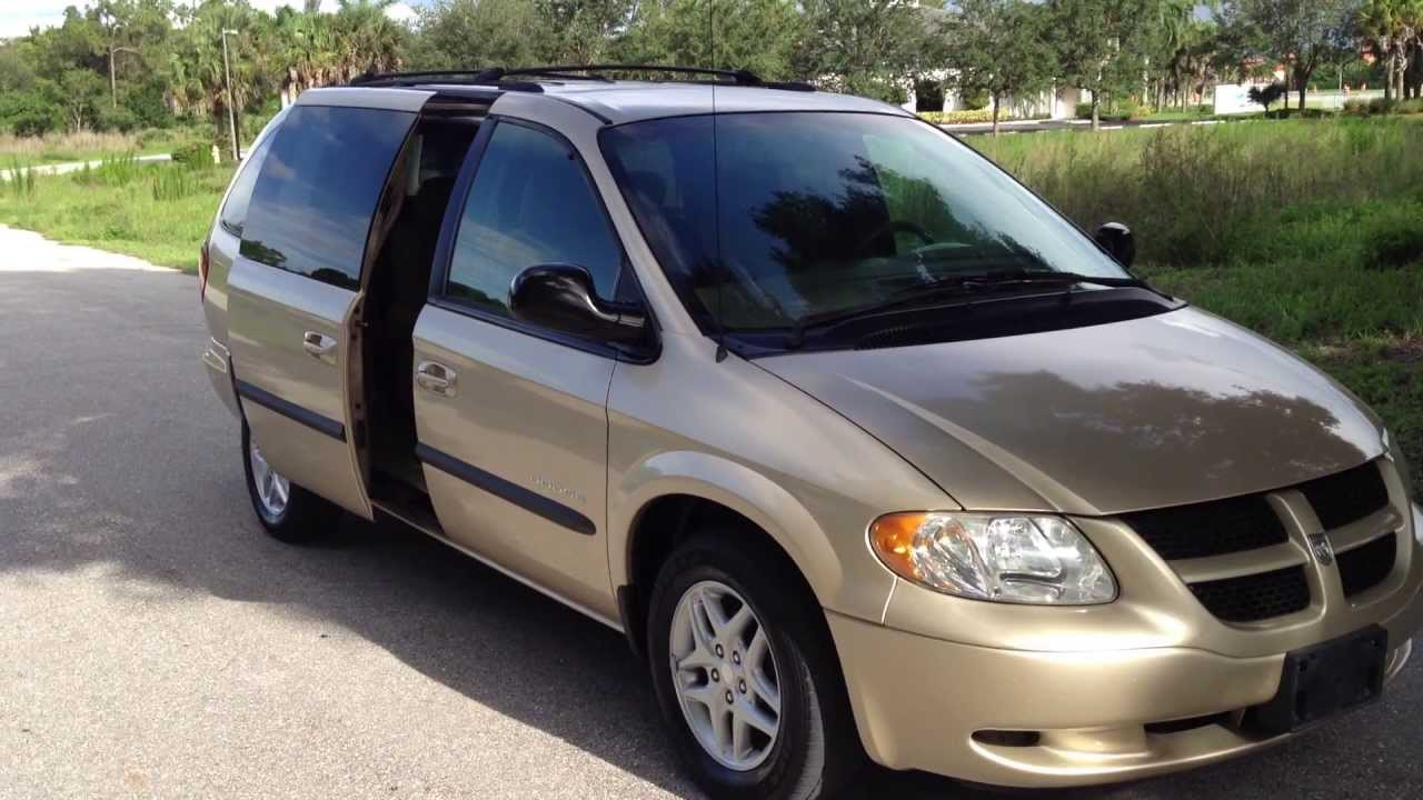 2001 dodge grand caravan sport view our current inventory at fortmyerswa com youtube