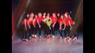 Постановочный номер в Dance Studio Alma Николаев Кизомба женский стиль