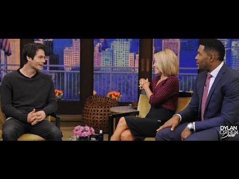 LEGENDADO: Dylan vai ao Kelly&Michael