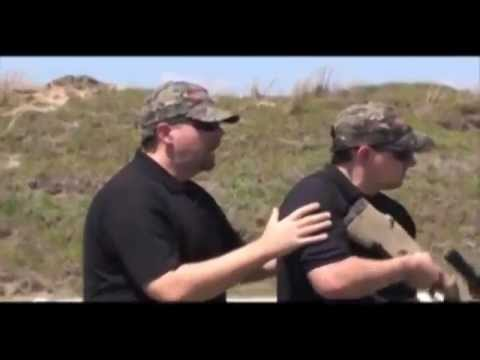 Tactical Rifles.net: Shooting Skills, Standing Positions with Student of the Gun