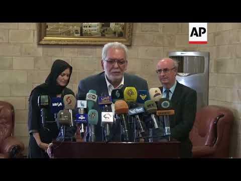UN Humanitarian Council visit Sanaa